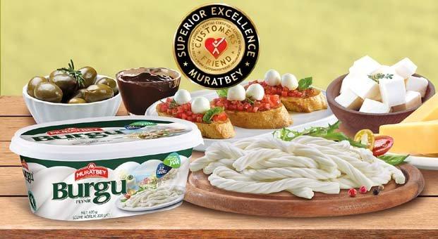 Türkiye'nin milli peynir markasına ICERTIAS'tan ödül