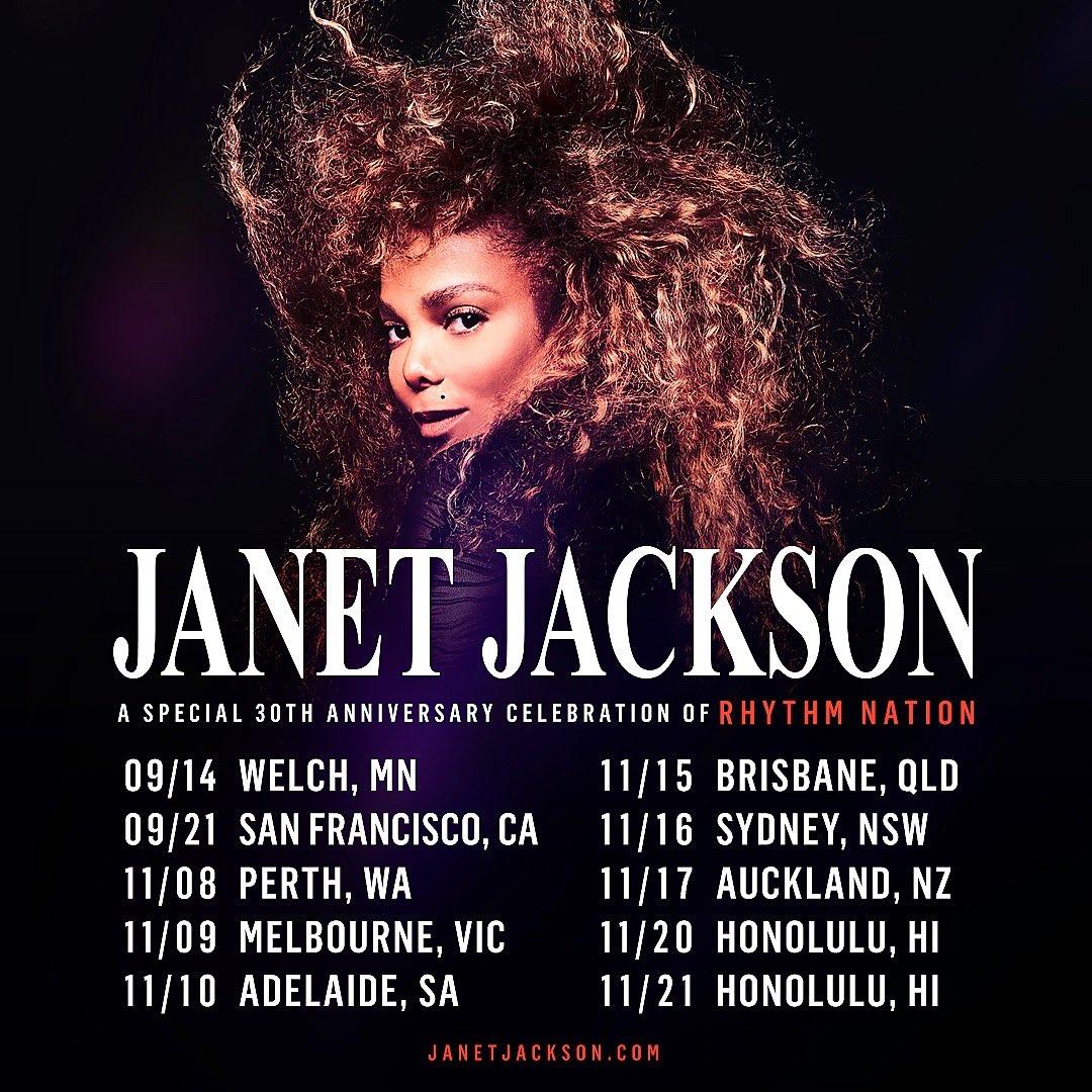 Janet Jackson (@JanetJackson) | Twitter