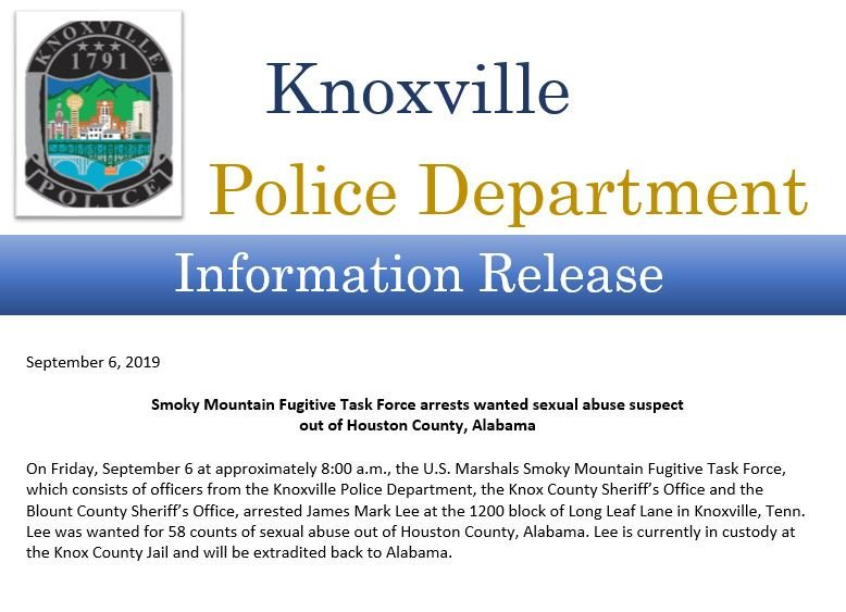 Knoxville Police TN (@Knoxville_PD)   Twitter
