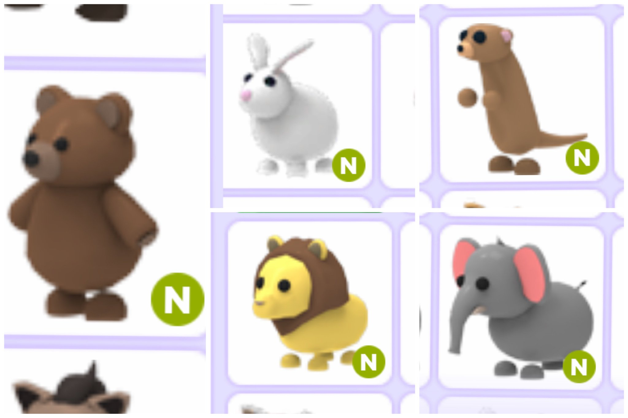 Eva Danae On Twitter Trading My Neon Pets In Adopt Me I Worked Hard On All Of Them Took Me Forever Any Offers Adoptmetrades