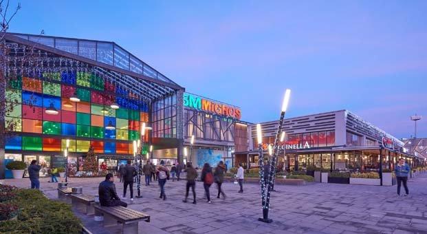 Alışveriş tutkunları Bilkent Center'da buluşuyor