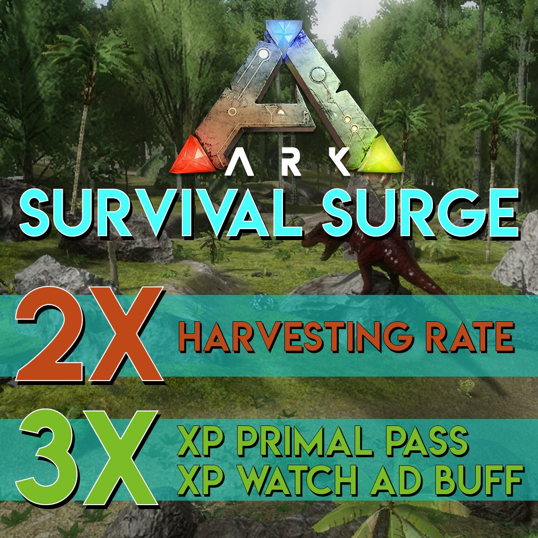 ARK: Survival Evolved Mobile (@PlayARKMobile) | Twitter