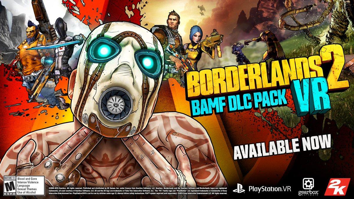 Borderlands 3 (@Borderlands) | Twitter