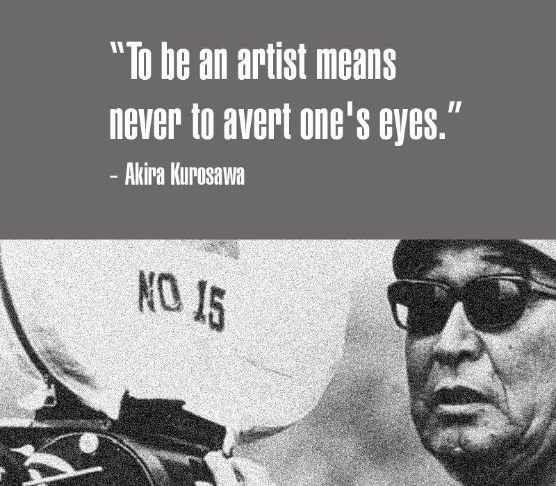 Badactheatre On Twitter Akira Kurosawa Died Today 1998 Rip Fella Absolute Genius One Of The Greatest Film Directors Ever Probably My Fav So Many Brilliant Movies Ikiru Drunken Angel Rashomon Ran The