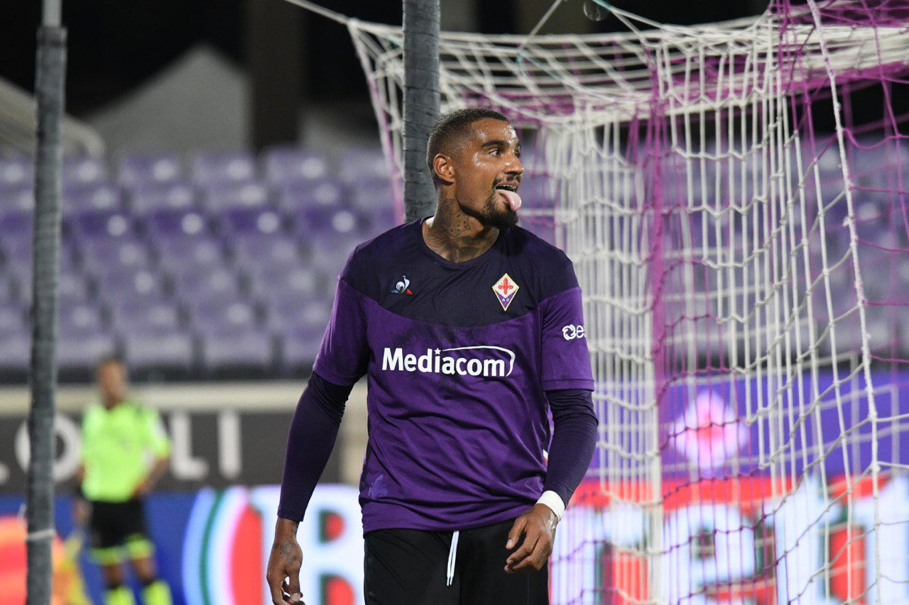 Picture of Jérôme Boateng Brother, called Kevin-Prince