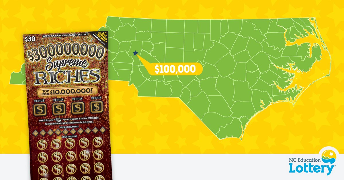 NC Education Lottery (@nclottery) | Twitter