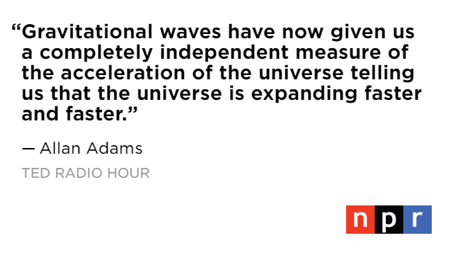 Last year, scientists detected gravitational waves, ripples in space caused by massive disturbances. @AllanAdamsYG explains why this discovery is revolutionary.