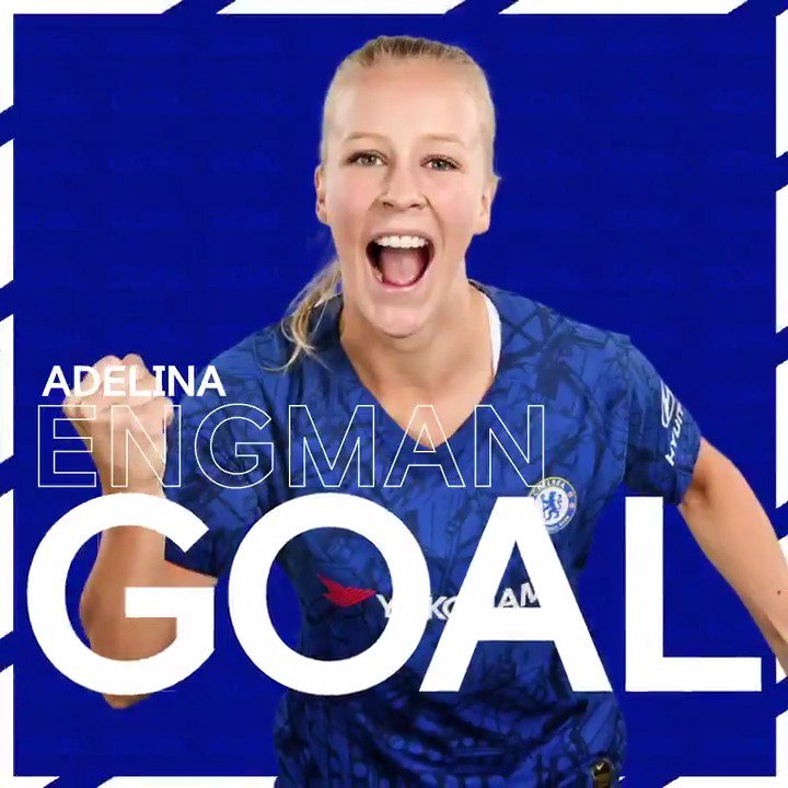 GET IN THERE! Engman levels the scores from close range! 1-1 [88] #CFCW