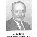 Image for the Tweet beginning: 30 years ago, J.E. Davis