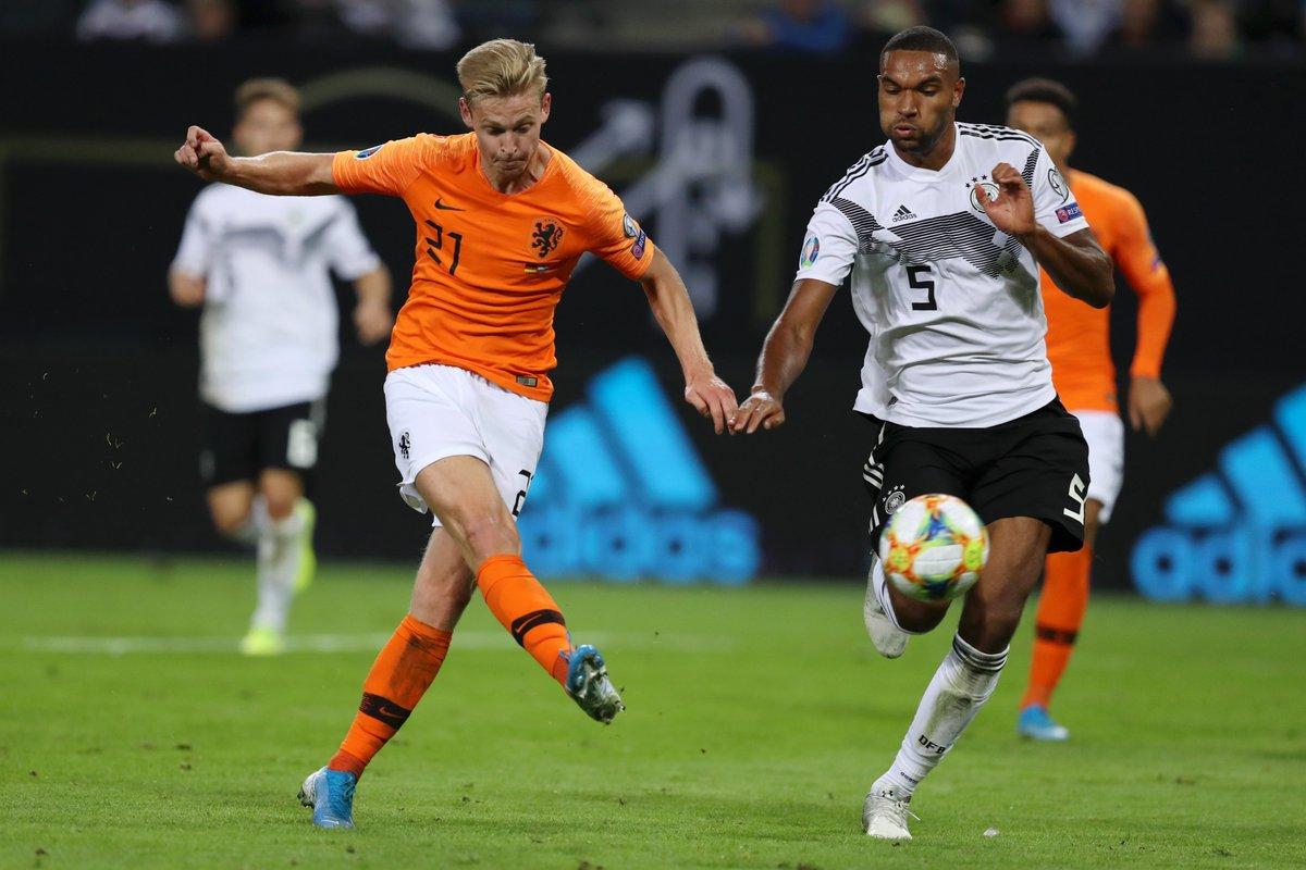 Video: Germany vs Netherlands Highlights
