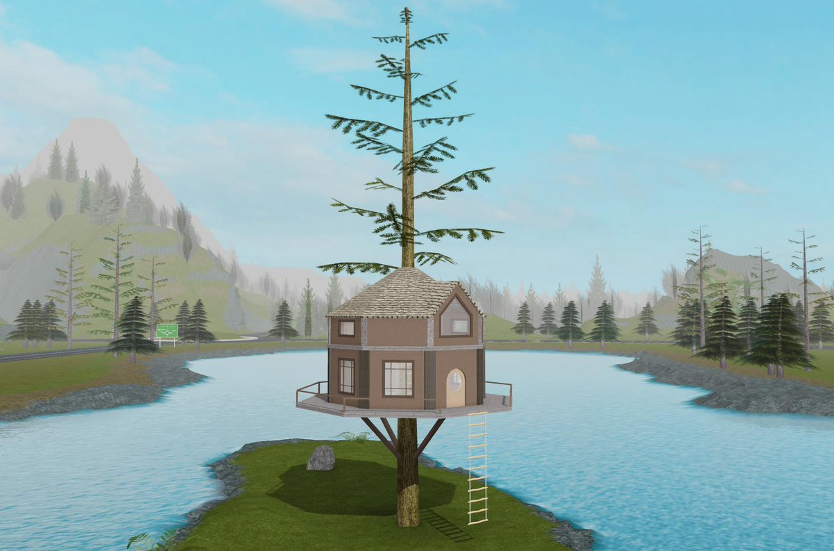 Code Backpacking Roblox Simon On Twitter Introducing The Backpacking Tree House The Tree House Is Our Largest Camp Cabin Yet Fit With Two Floors For You And Your Campmates To Customise The Tree House