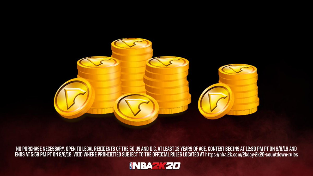 2K Day Giveaway 🚨 Need VC? Reply to this Tweet and include #2KDay & #giveaway for a chance to win 200,000 VC 👀  https://t.co/mkioOpPTEu https://t.co/fTpisiGiCx