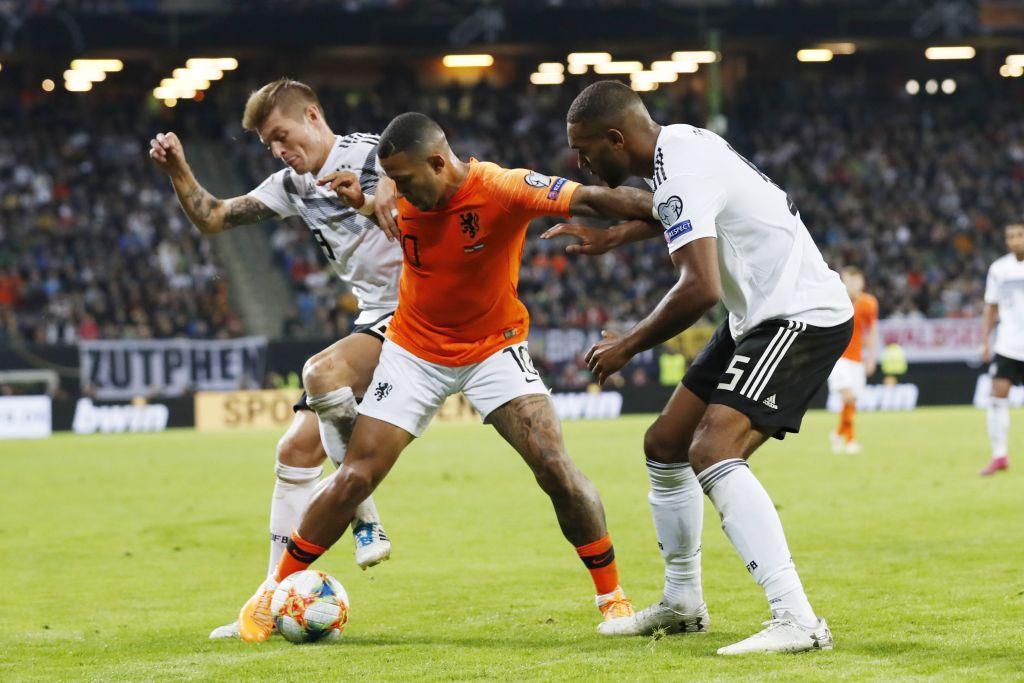 Германия - Нидерланды 2:4. Реванш удался - изображение 1