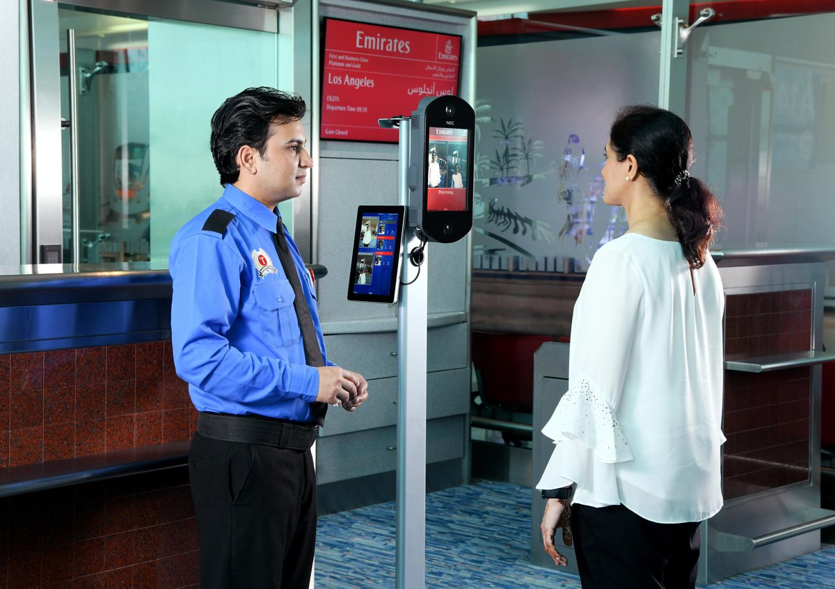 Emirates becomes the first airline outside America to receive approval for biometric boarding from the U.S. Customs Border Protection (CBP). bit.ly/2kWsxLs