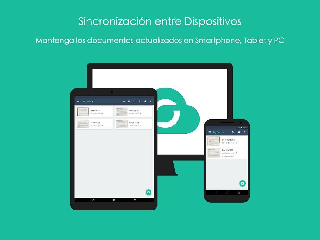 La aplicación de escaneo de documentos Camscanner vuelve a la tienda de Google, la Play Store, tras solucionar su problema con el malware.