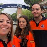 Image for the Tweet beginning: Hoy nuestros aspirantes a Voluntarios