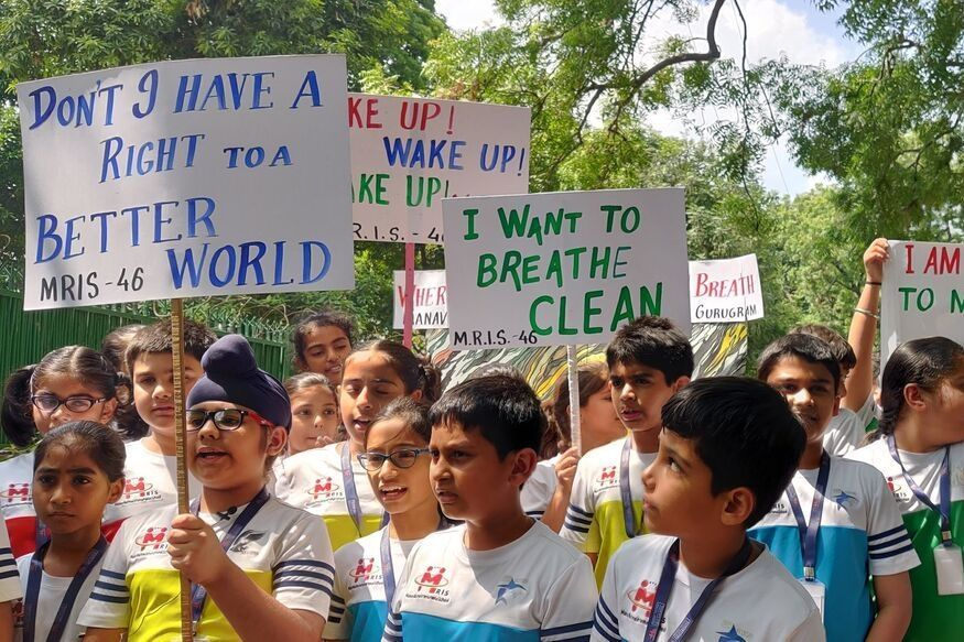 Fridays for Future: How Students From Across India Protested Against Climate Change Today - Top Tweets Photo