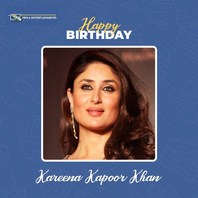 An actor who proved herself in all her works consistently, Happy Birthday to Kareena Kapoor!