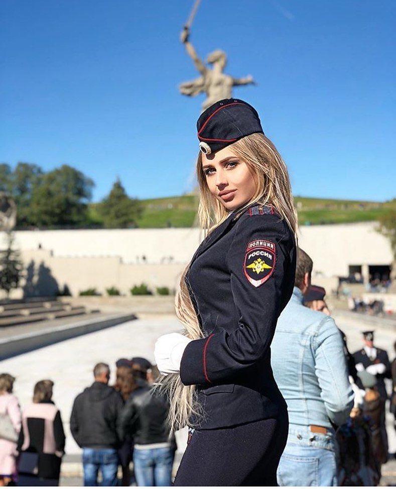 Девушки из полиции фото