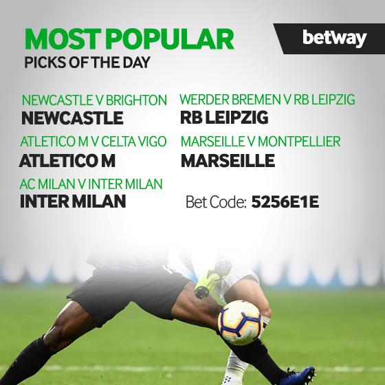bet on nigerian professional football league with betway naija