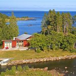 Image for the Tweet beginning: This glorious Swedish island is