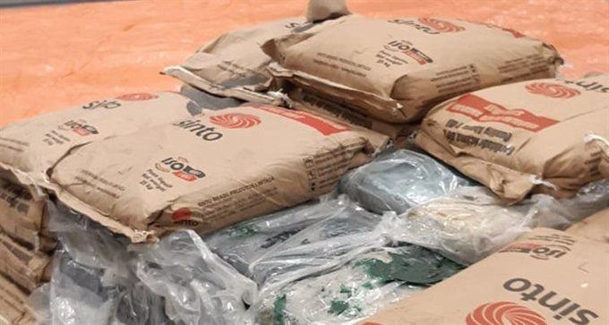 Douane onderschept 450 kilo cocaïne https://t.co/ojv9cYEE0g https://t.co/f9FeYlu3IA