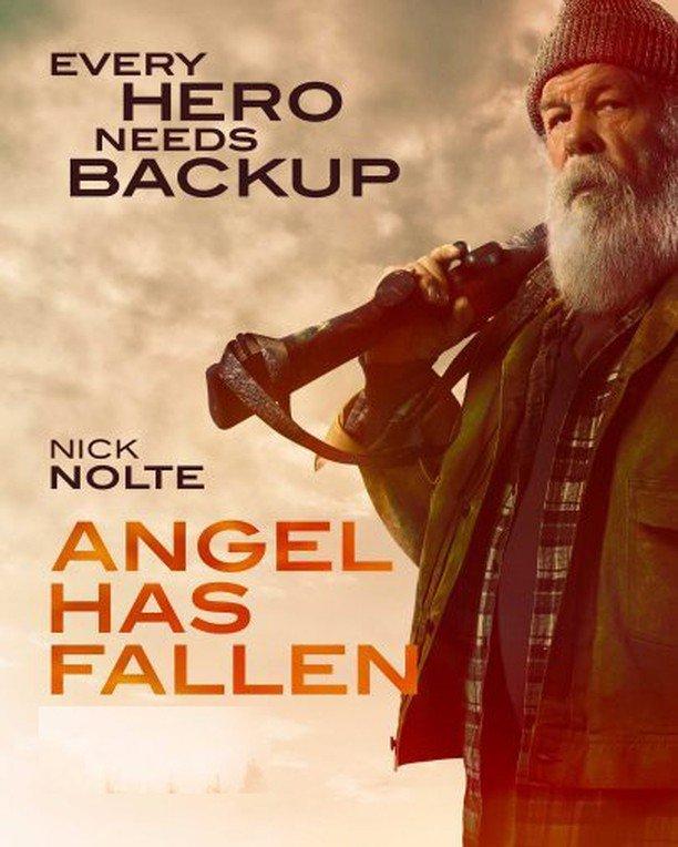 🔥🔥🔥 Σπάει ταμεία παγκοσμίως η ταινία #AngelHasFallen!  Ώρα 10 το βράδυ στο θερινό!...