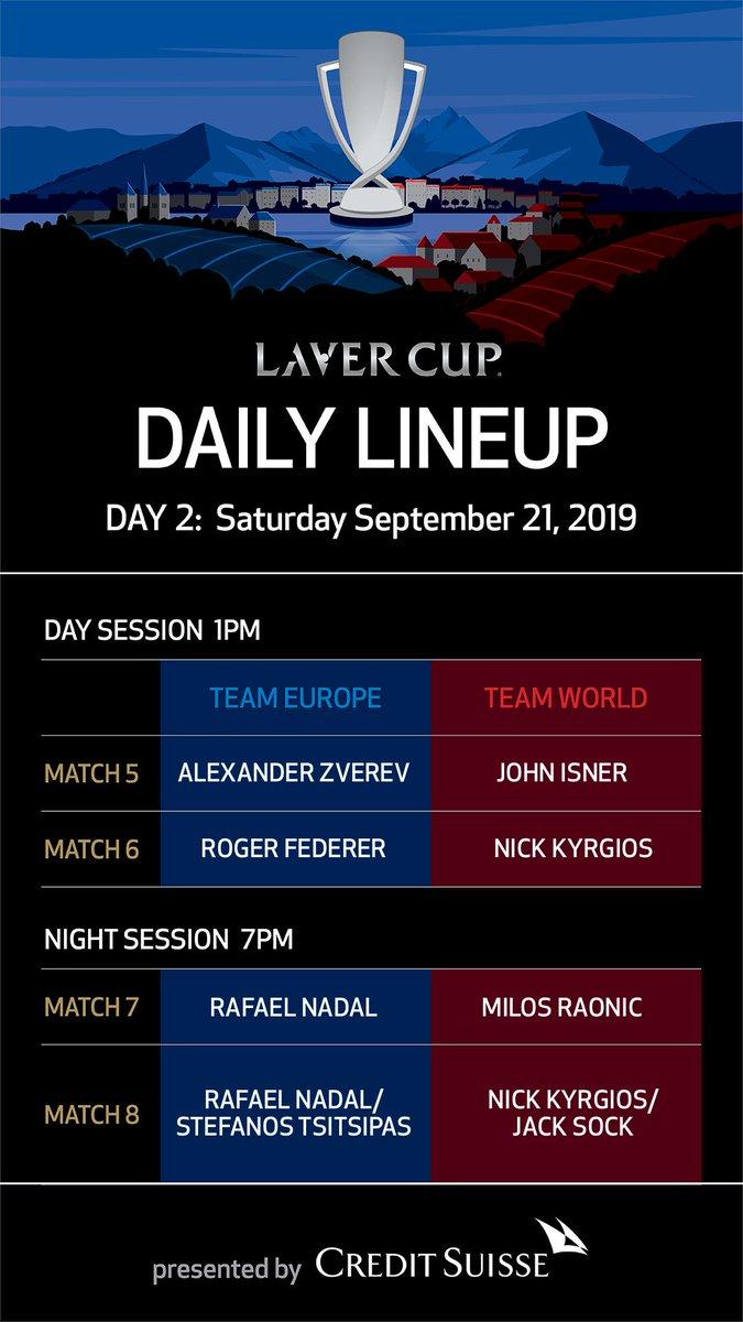 #LaverCup