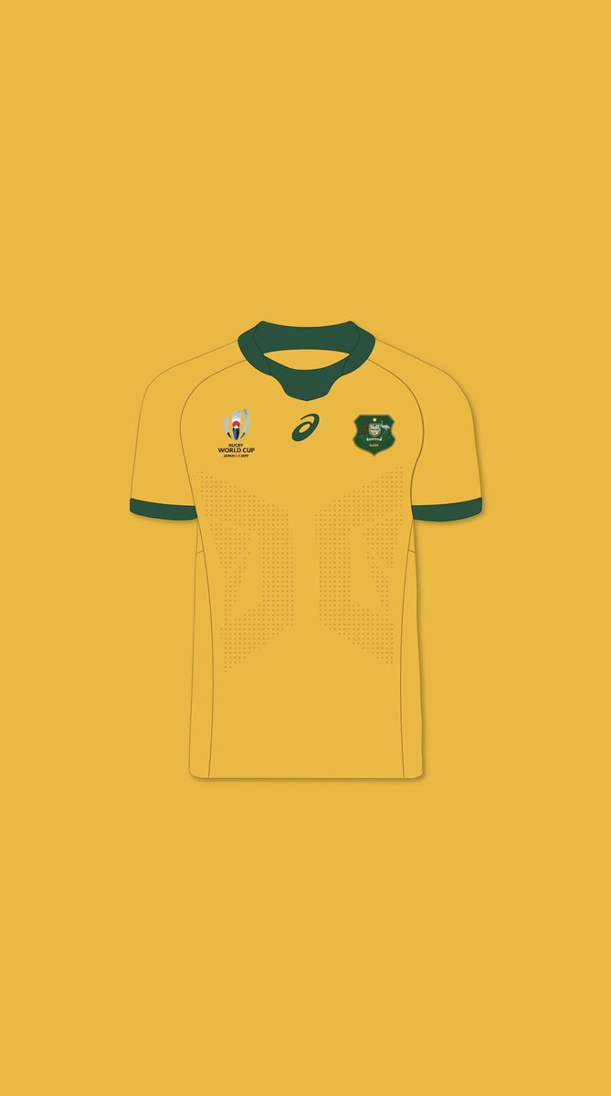 Pitchside Rugby On Twitter Brilliant Way To Star The Morning With The Second Game Of The Rugbyworldcup Being Wallabies Vs Fijirugby Rwc2019 Team Shirt Phone Wallpapers Below Rugby