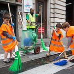Image for the Tweet beginning: Le #WorldCleanUpDay, c'est aujourd'hui !