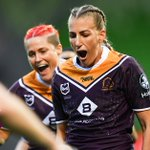 Image for the Tweet beginning: Miss our #NRLW win over