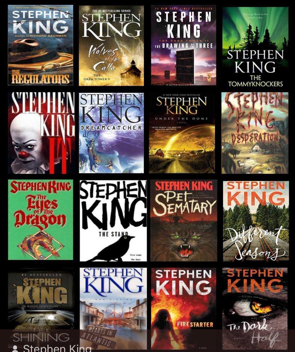 #StephenKing
