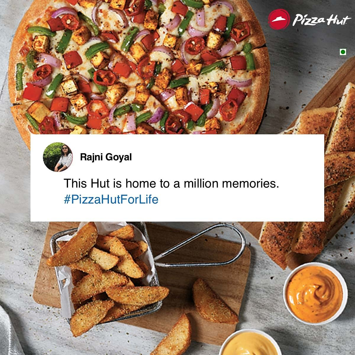 And many more to come Tell us why Pizza Hut is your go to place and get featured on our page https t