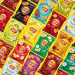 Image for the Tweet beginning: Interesting insights by Lay's goes