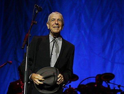 Happy Birthday Leonard Cohen! (born September 21, 1934) U.S. singer/songwriter, poet