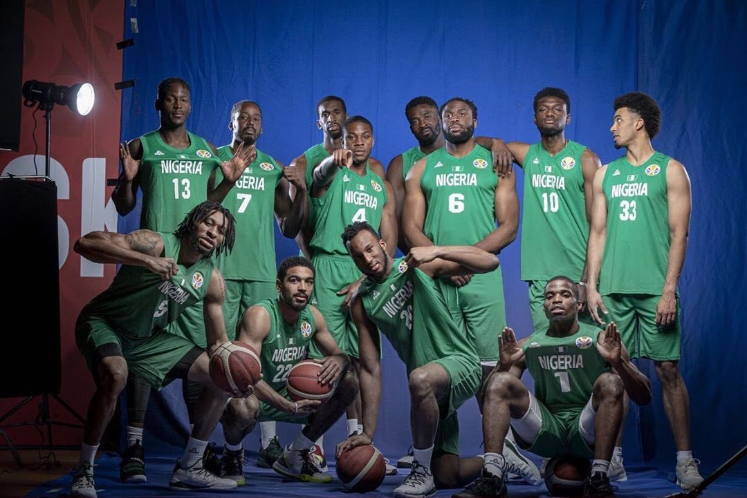 Nigeria's Men's Basketball Team D'Tigers have moved up 10 places in the latest FIBA ranking and are now ranked as the 23rd best team in the world and 1st in Africa after finishing 17th out of 32 at the just concluded FIBA World Cup.   Congratulations to D'Tigers.  #brilafm <br>http://pic.twitter.com/yvDJEZYN7p