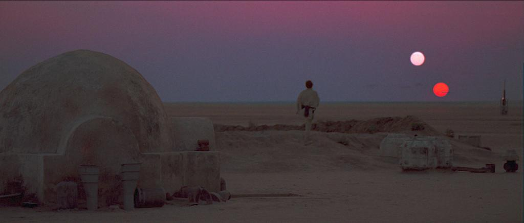 Artists from @ILMVFX discuss their favorite shots from the #StarWars saga: strw.rs/601816DOA