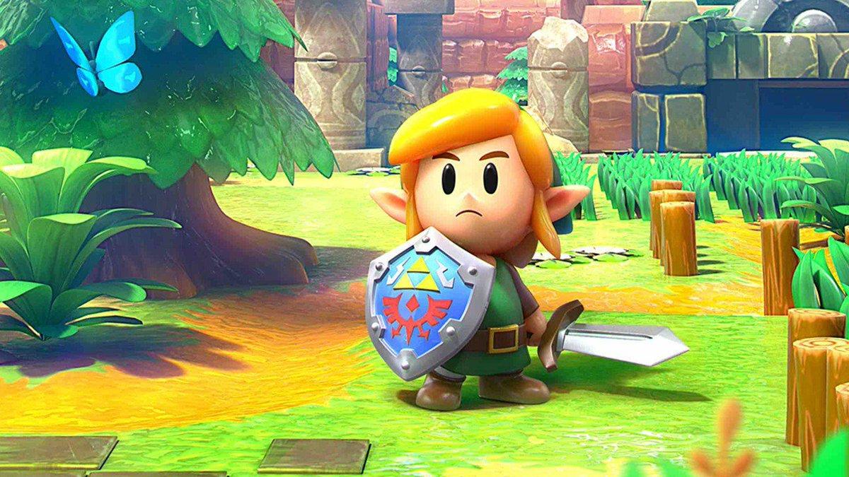 Review: The Legend of Zelda: Link's Awakening - A Magical Remastering Of A Series Highlight http://bit.ly/31vDWlo #Reviews #NintendoSwitch #Zelda #LinksAwakening