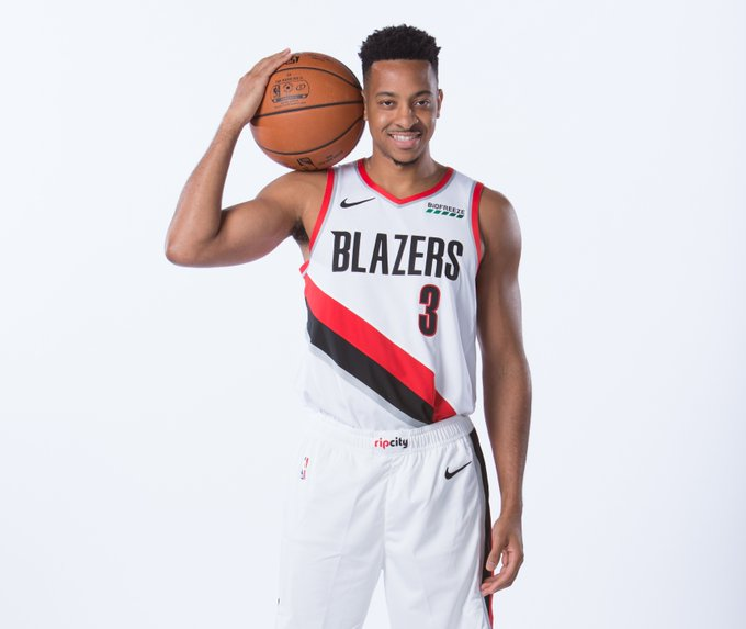 Join us in wishing @CJMcCollum of the @trailblazers a HAPPY 28th BIRTHDAY! #NBABDAY