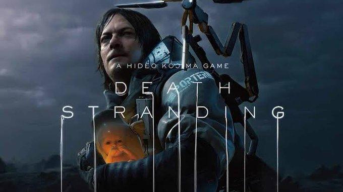 Death Stranding Foto
