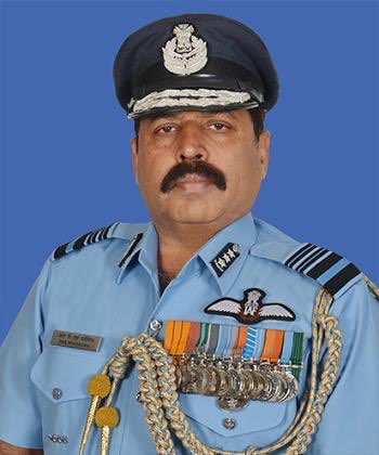 @narendramodi Govt has decided to appoint Air Marshal RKS Bhadauria, presently Vice Chief as the next Chief of the Air Staff. @IAF_MCC