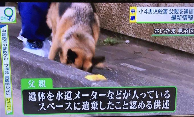 見つからないように隠した」さいたま殺人の父親 進藤悠介容疑者