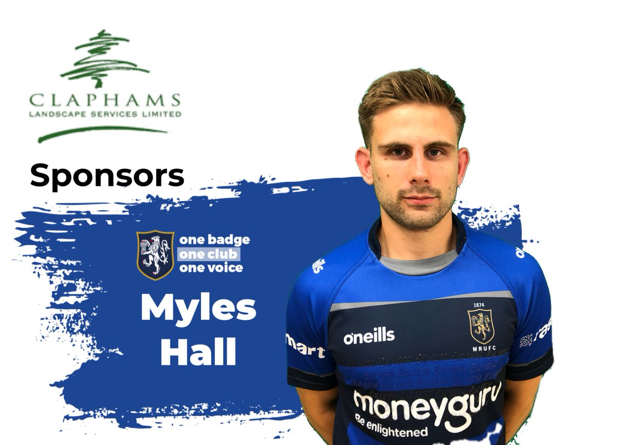 test Twitter Media - Announcing that Myles Hall @TomMorton1010 Joshua Redfern are all sponsored by Claphams Landscapes for the season #maccrugby https://t.co/sjmYQMc6bx