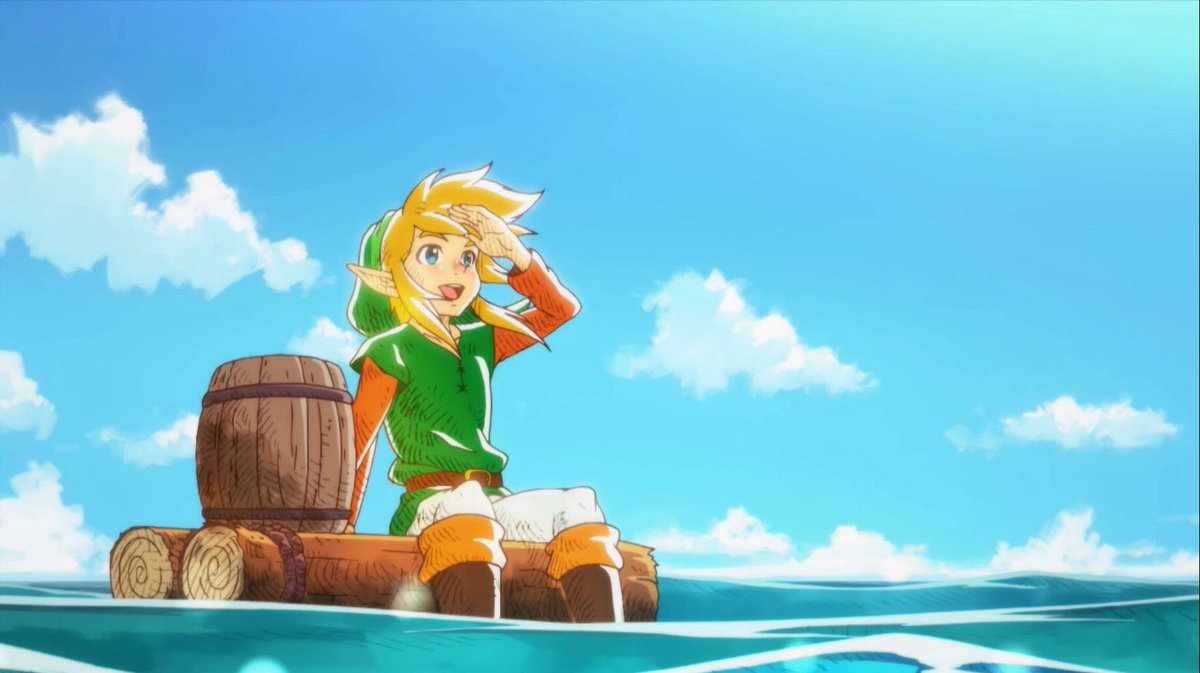 """""""A few hours of play is all it takes to remind you why Zelda fans love Link's Awakening so very much."""" https://www.usgamer.net/articles/the-legend-of-zelda-links-awakening-review…"""