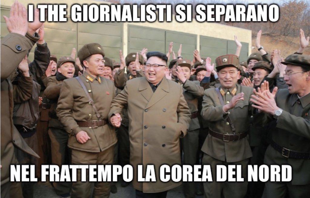 #THEGIORNALISTI