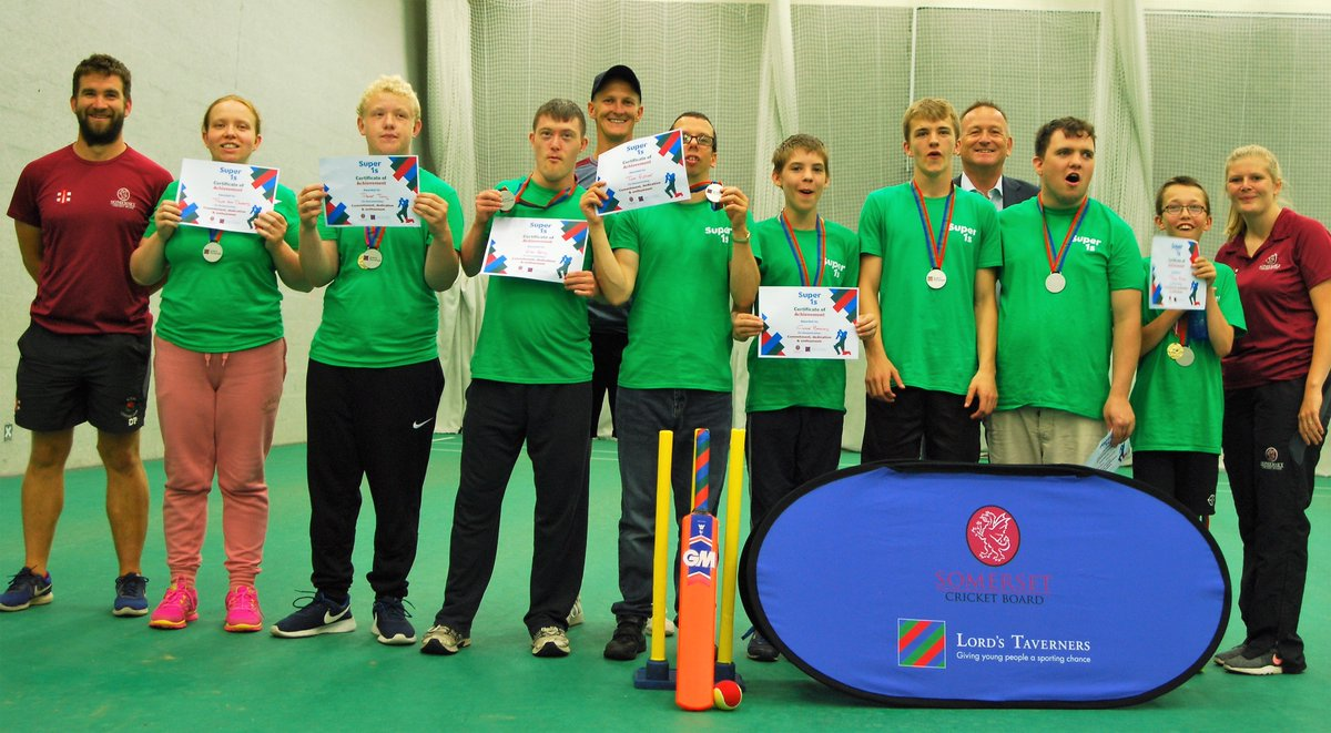 test Twitter Media - launching soon - weekly inclusive cricket club in Weston Super Mare on Thurs evenings from 6-7pm called Super 1s.  Super 1s gives young people aged 12-25 with disabilities the chance to regularly play cricket. Sessions are free. To find out more & book 👇 https://t.co/tclYZ0FFxb https://t.co/3IbTf710O7