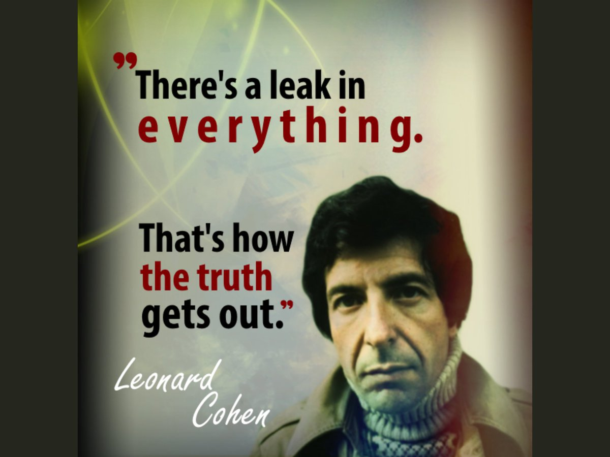 I hope the #WhistleBlower leaks #MSM