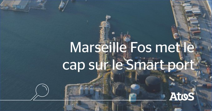 Pour accélérer son processus de modernisation, le Grand #Port Maritime de #Marseille 🚢 a...