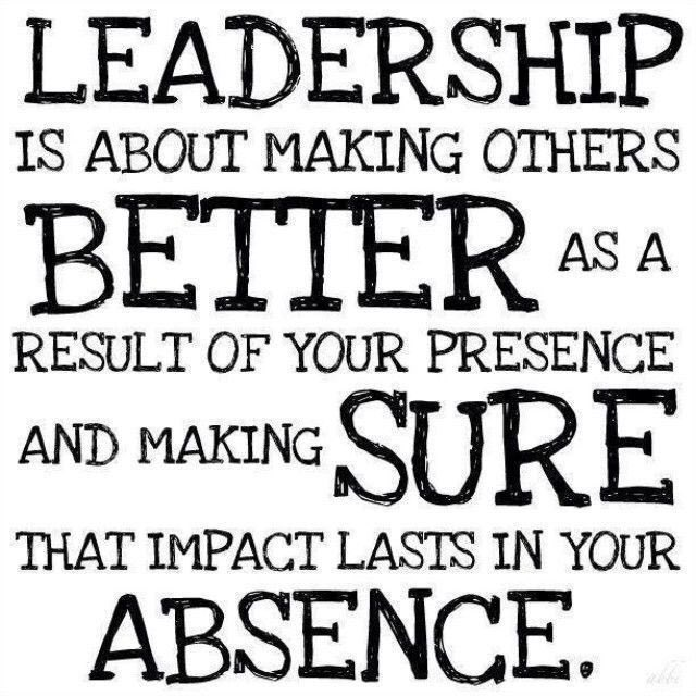 So much truth in this statement and quite reflective of teacher leadership! #bfc530