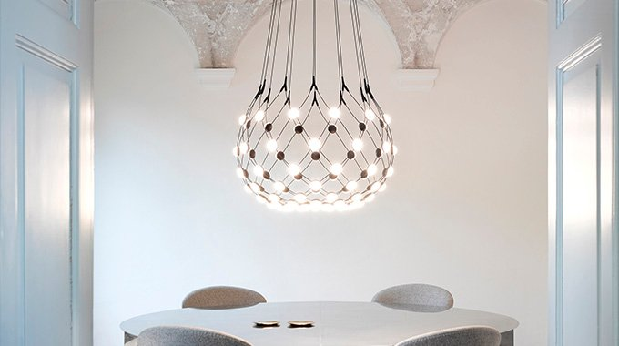 Among the iconic light displays, we put on a theatrical set with our impressive Mesh at @IMADE_design exhibition, opening today until Sunday at Saatchi Gallery. See our displayed products https://t.co/haRS85qeo1 Get your ticket for the event https://t.co/DMxB7VrdA3 #LDF19 https://t.co/mFW38AH5zr